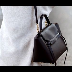 Celine Bags - Céline Mini Belt Bag- BLACK f3b1ed64ee456